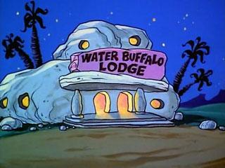 The Water Buffalo Lodge