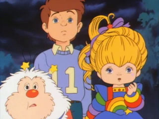 Twink, Brian and Rainbow Brite